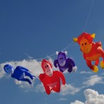 Flying High:  Portsmouth International Kite Festival