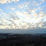 Portsdown Hill – Looking out over Portsmouth