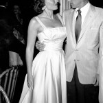 Vintage Photo Series – Frank Sinatra and Donna Reed