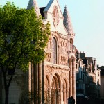 The delights of the newly transformed city of Poitiers, Poitou-Charentes