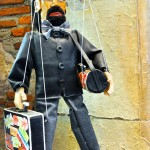 Puppet on a string ….
