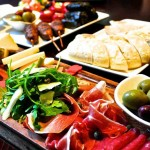 Sharing Platters in the Shadow of The Shard!