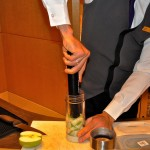 Shaken not Stirred – Apple Sour Perlini Mocktail