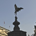 Statues of Stature:  Eros, Piccadilly