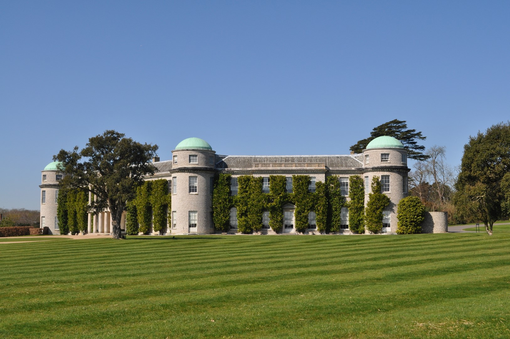 Goodwood House by Sue Lowry