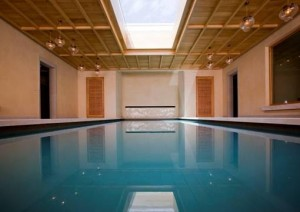 Sardón de Duero, Spain – 17th August 2015: Abadía Retuerta LeDomaine, the exclusive abbey hotel and winery dating from 1146 in Spain's Duero wine region, has set a new standard for spas in Spain with the opening of 'El Santuario' on 1st July 2015.