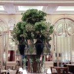 The Power of a Flower - Claridge's - McQueens
