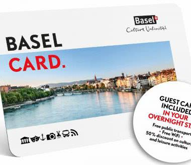 The BaselCard – Basel's upgrade to you